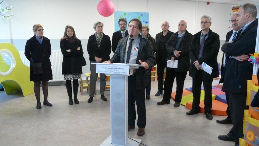 Le premier lieu d'accueil, d'impulsion municipale en Aveyron, vient d'être inauguré.