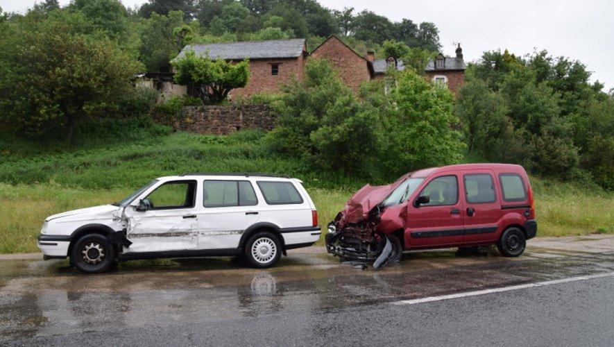Rocade de Rodez - RN88 : quatre blessés dans l'accident, la circulation rentre dans l'ordre