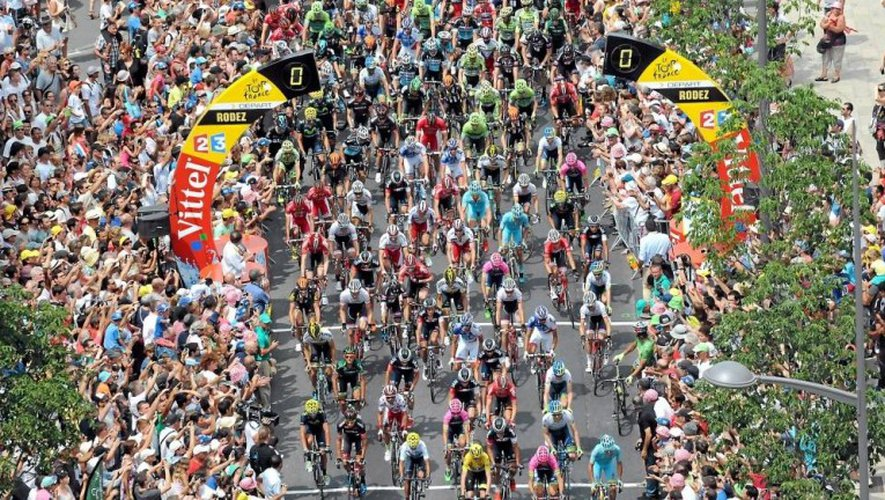 Rodez Agglo : quand un élu ne veut pas du Tour de France...