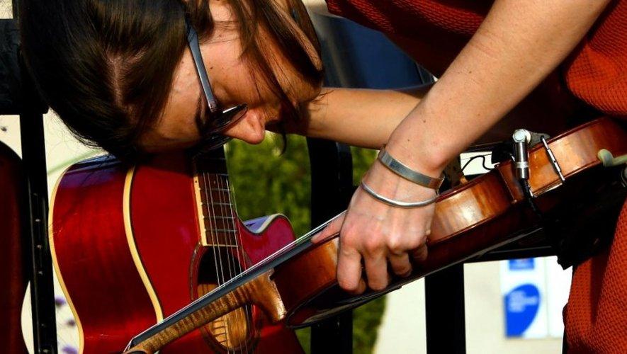 DIAPORAMA. Revivez la fête de la musique à Rodez en images