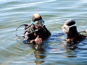 À la découverte du monde sous-marin méconnu du lac de Pareloup