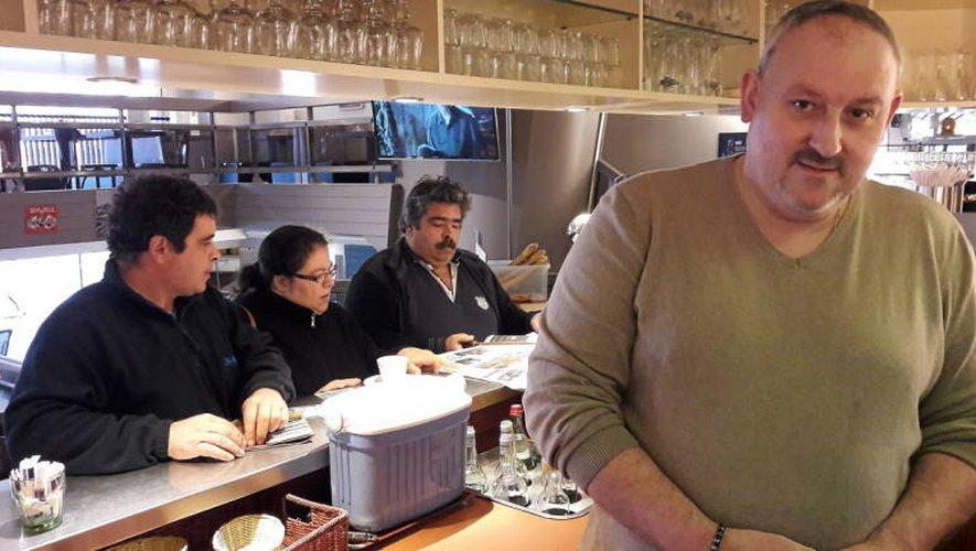 PIerre-Yves Combacau avait racheté la brasserie à celui qui l'avait imaginé ainsi dans les années 70, Jacques Asmaker.