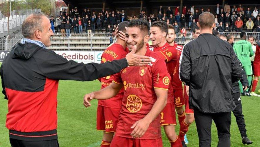 SONDAGE : Rodez sera-t-il promu en Ligue 2 à la fin de la saison ?
