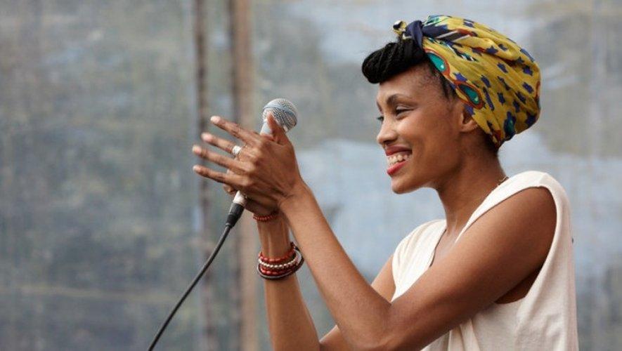 La chanteuse Imany constituera certainement la tête d'affiche de la saison 2017-2018 de l'Amphithéâtre.