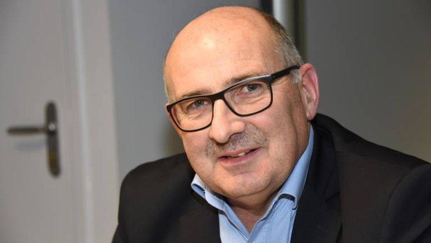 «L'idée est que les agriculteurs ne soient plus la variable d'ajustement dans l'élaboration des prix», affirme Jacques Molières, président de la chambre d'agriculture de l'Aveyron.