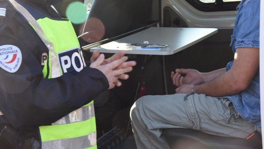 Rodez : un automobiliste arrêté à 16heuresavec 2,60g d'alcool dans le sang