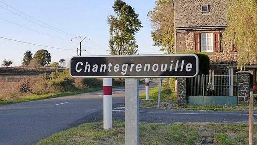 Le drame s'est noué dans le hameau de Chantegrenouille ou Cantegrenouille.