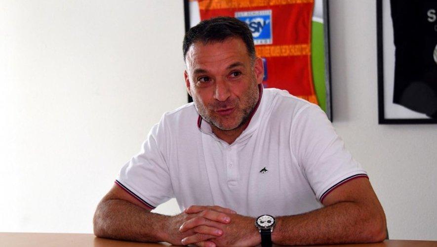 Arnaud Vercruysse est certes conscient que les Ruthénois ont «une belle carte à jouer» mais l'entraîneur sang et or sait aussi que la marge de manœuvre est «hyper limite».                José A. Torres