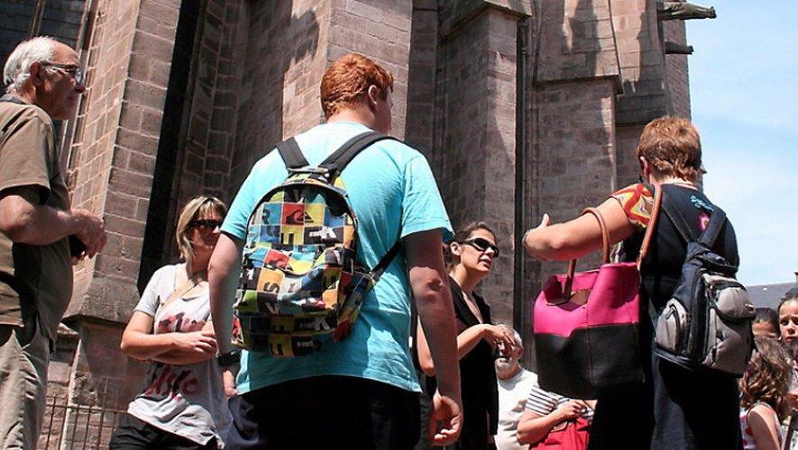 La cathédrale et son clocher, toujours très prisée...