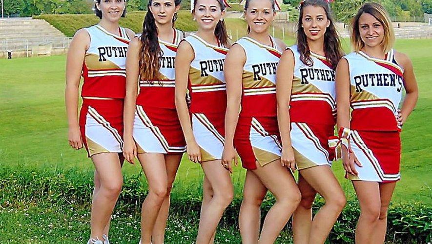 Les Ruthen's Cheerleaders proposeront des cours d'essai les dimanches 10 et 17 septembre à partir de 10 heures
