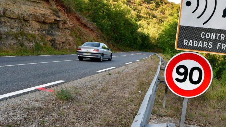 L'accident s'est produit entre Saint-Rome-de-Cernon et Saint-George-de-Luzençon.