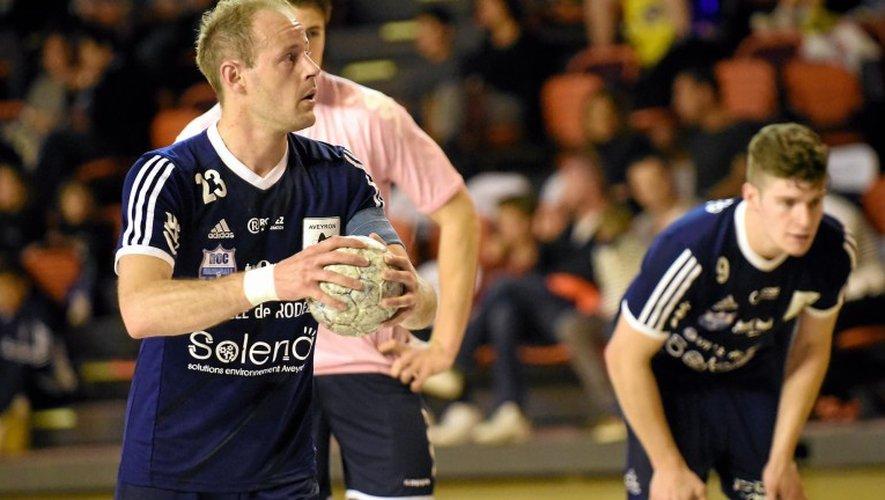 Handball : défait à Oissel, le Roc n'a plus son destin entre les mains