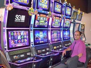 Casino de Cransac : de nouvelles machines et de plus en plus de clients !