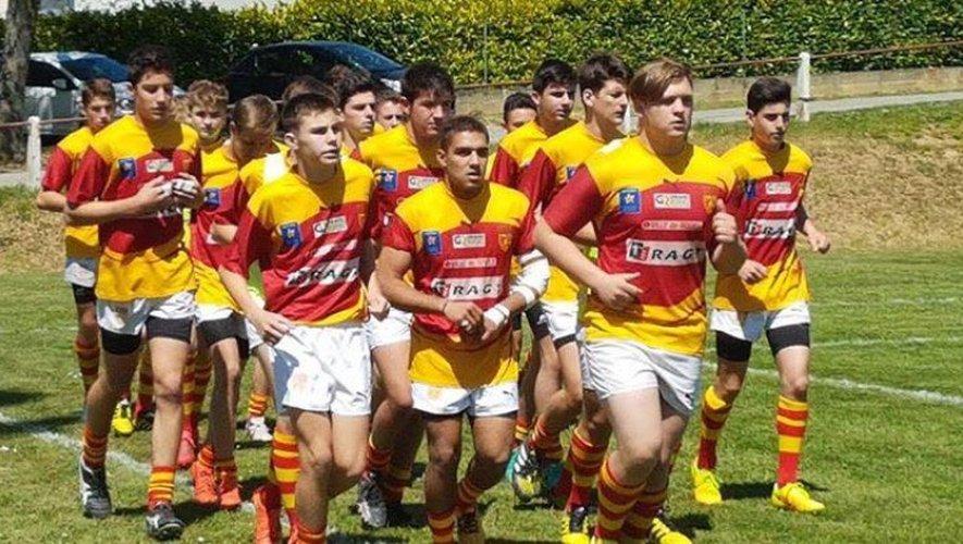 Les jeunes rugbymen du Stade Rodez Aveyron affronteront Muret, sur la pelouse de Gaillac dimanche après-midi.