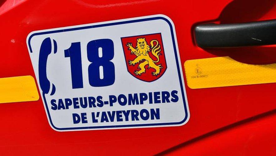 L'accident s'est produit en début d'après-midi, à La Fouillade.