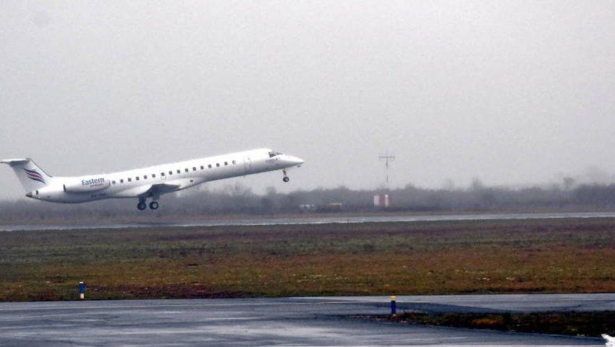 Eastern Airways exploite