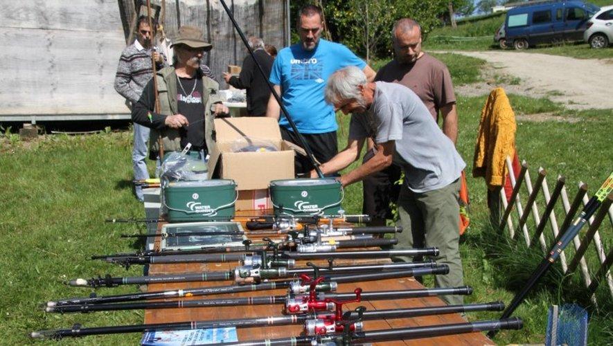 Najac : tous à la fête de la pêche le 1er mai