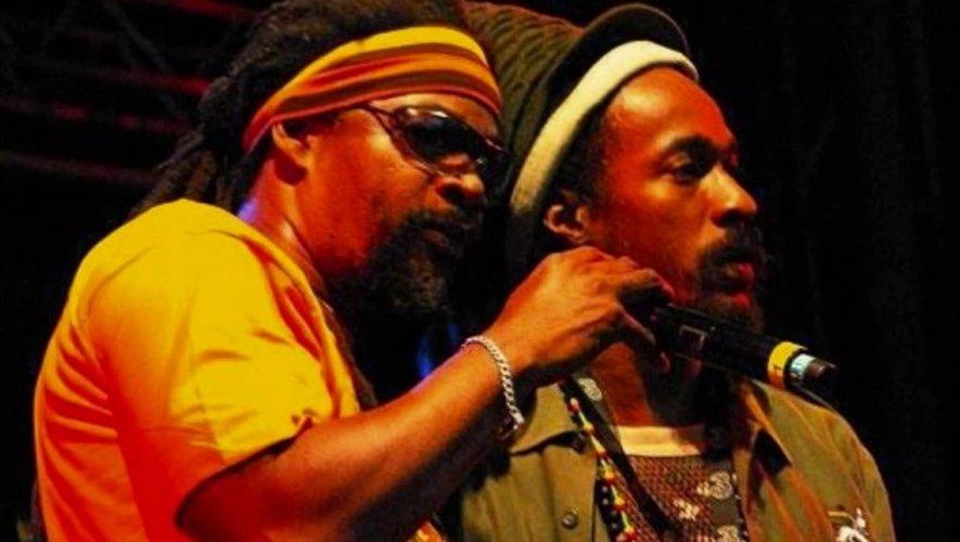 Baron Black et King Kalabash.
