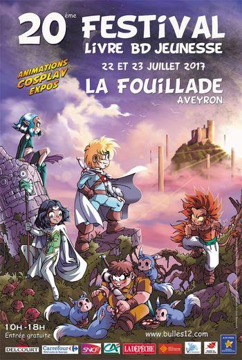 Le Festival livre, BD et jeunesse de La Fouillade souffle ses 20 bougies