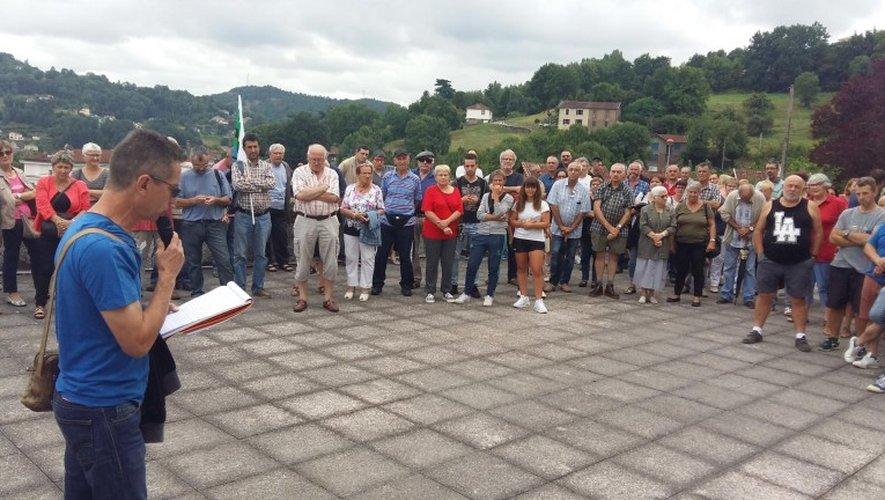 200 personnes se sont réunies hier pour la restitution des échanges entre la délégation et le ministère de la santé.