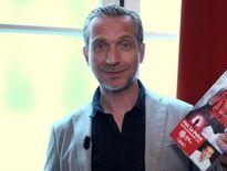 Flic et écrivain, l'Aveyronnais Olivier Norek primé par Elle