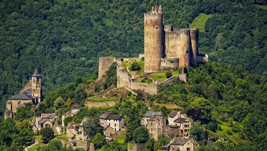 Demain, le château de Najac s'embrase!