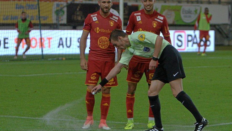 Un but de Maxime Ras a permis à Rodez de signer le nul hier.