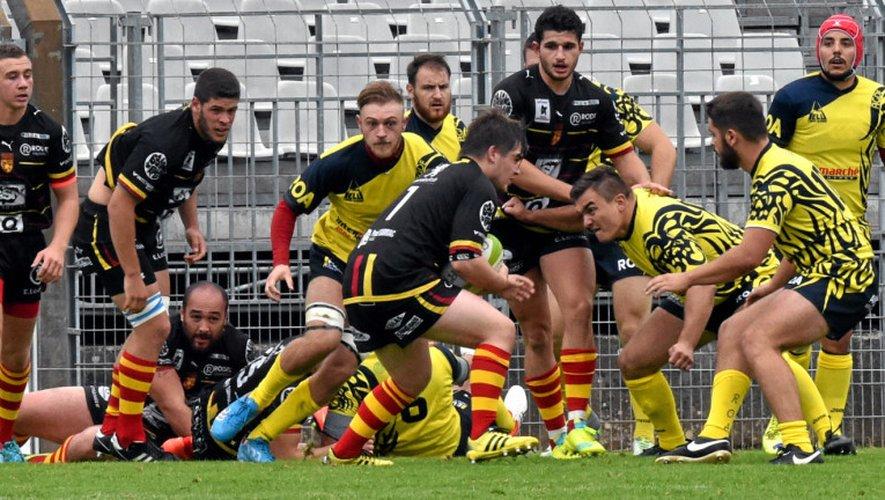 Les Aveyronnais ont porté réclamation avant même de débuter le match.