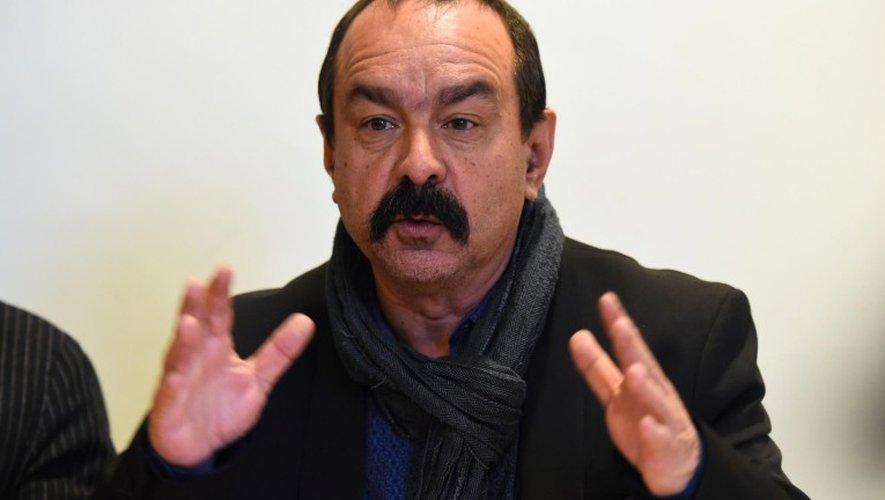 Philippe Martinez, secrétaire général de la CGT, attendu en Aveyron le 27 avril