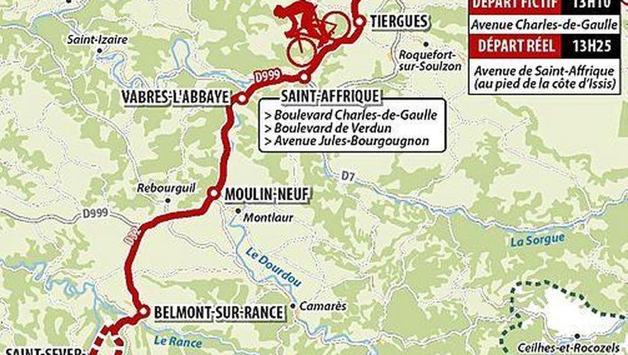 Découvrez le parcours du Tour de France 2018 en Aveyron