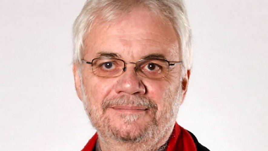 Jean-Luc Gibelin croit en l'avenir des liaisons ferrées aveyronnaises.                                     DR