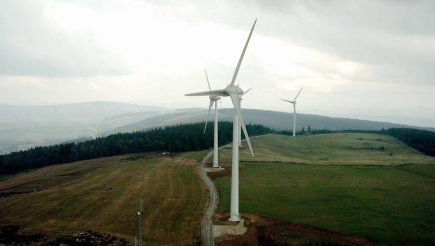 Selon l'association, les éoliennes devraient voir le jour à l'horizon 2020.