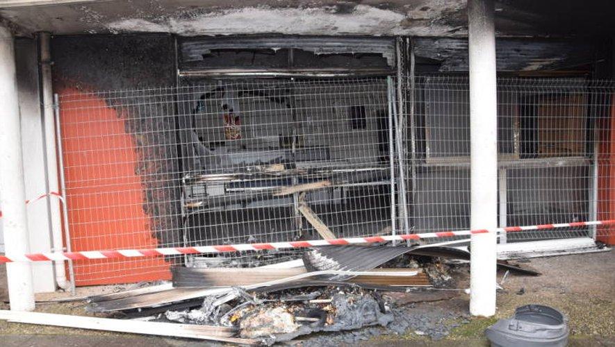 Rodez : le centre social de Saint-Éloi détruit en partie par un incendie volontaire