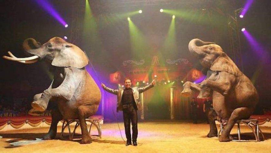 Le cirque Amar débarque en Aveyron et répond d'ores et déjà à la polémique
