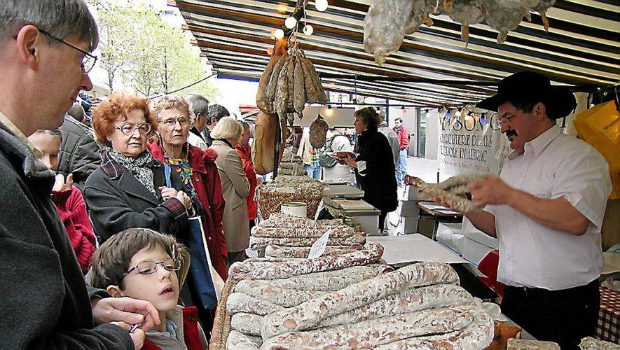 L'Aveyron prend ses quartiers à Bercy