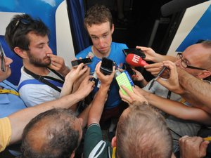 Cyclisme : l'Aveyronnais Alexandre Geniez exclu de la Vuelta par son équipe, AG2R-La Mondiale