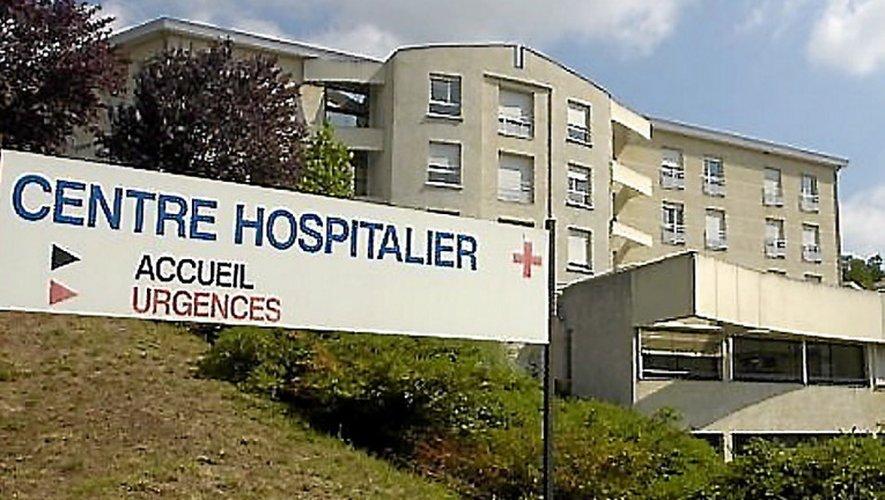 Le coup est rude à l'hôpital.