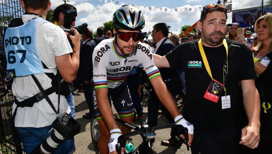 VIDEO. Peter Sagan exclu du Tour de France !