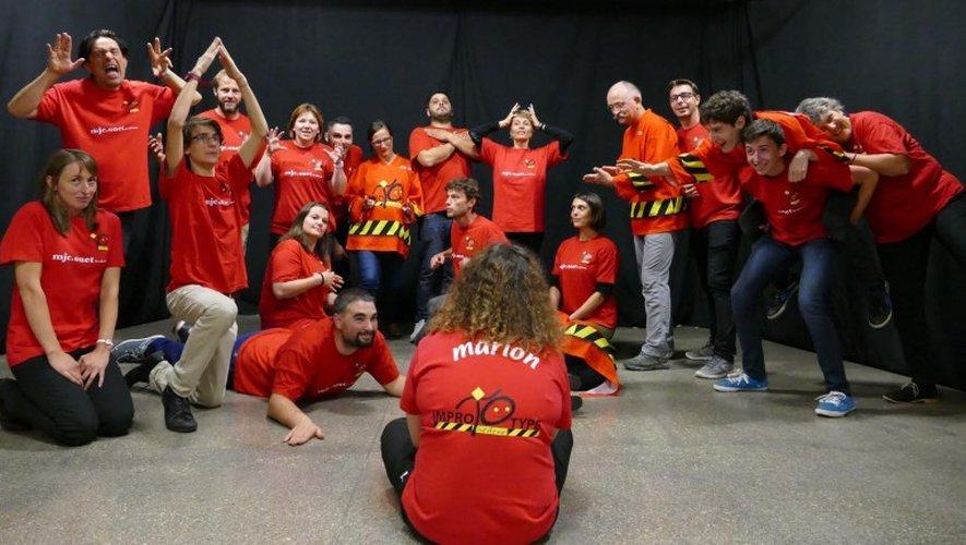 Théâtre : les Improsteurs affrontent les Imprototypes au Krill, samedi