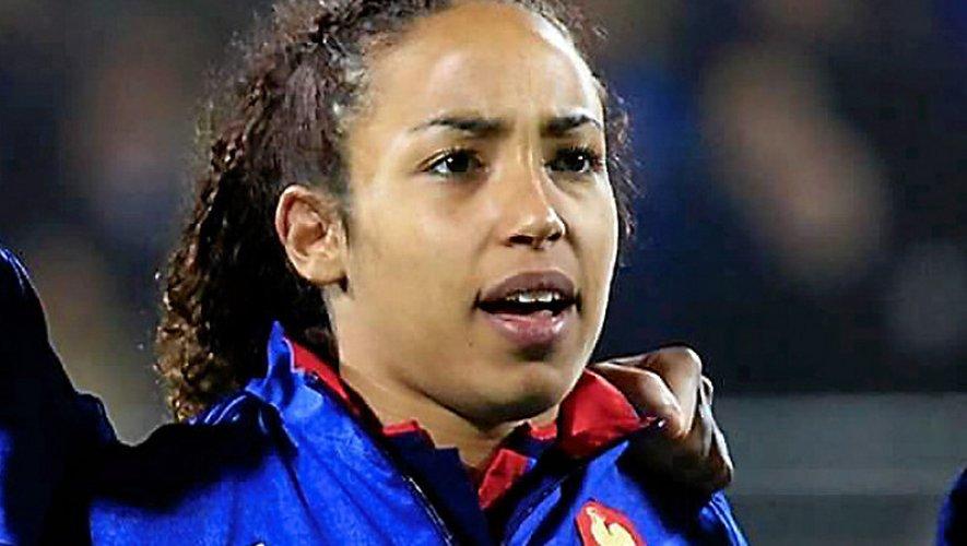 Maïlys Traoré a déjà porté les couleurs de l'équipe de France féminines lors de tournées ou encore du dernier tournoi des VI nations.