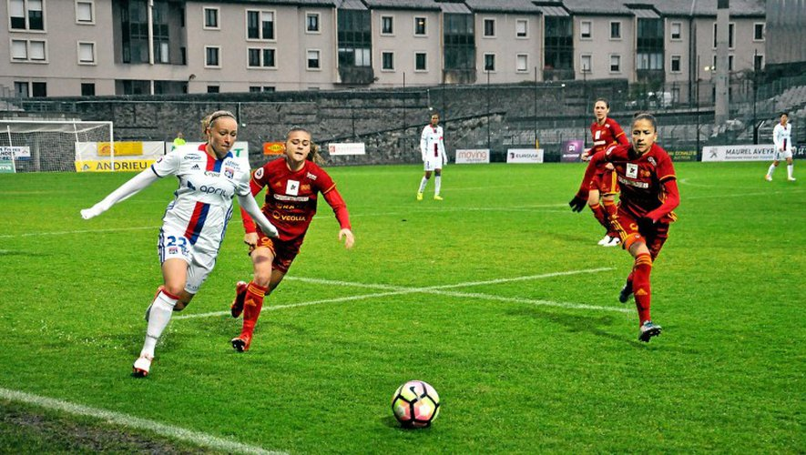 En championnat à l'automne, Lyon était venu s'imposer 5-0 à Paul-Lignon.                      Archives RDS