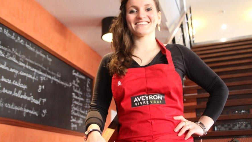 Un nouveau challenge s'ouvre pour Noémie avec ses cours de cuisine.