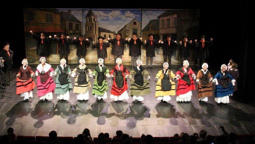 Laguiole : une soirée danse et théâtre avec la Pastourelle le 11 février