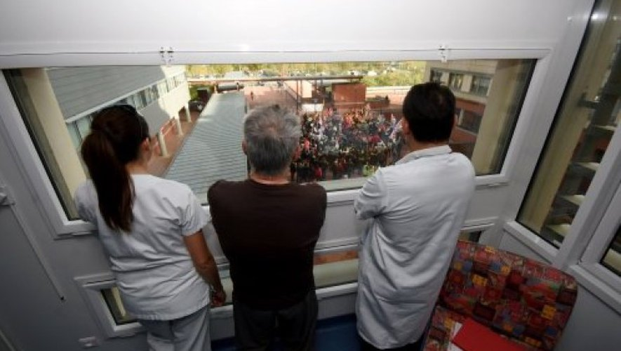 Le mouvement avait débuté en octobre 2016. (José A. Torres / Centre Presse Aveyron)