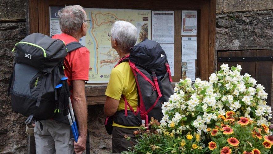 Le touriste de septembre a l'avantage de consommer chaque jour en moyenne 10€ de plus que celui du mois d'août.                            Photo : J.B.