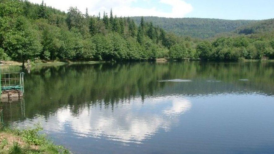 Pêche : fin de saison au lac des Picades