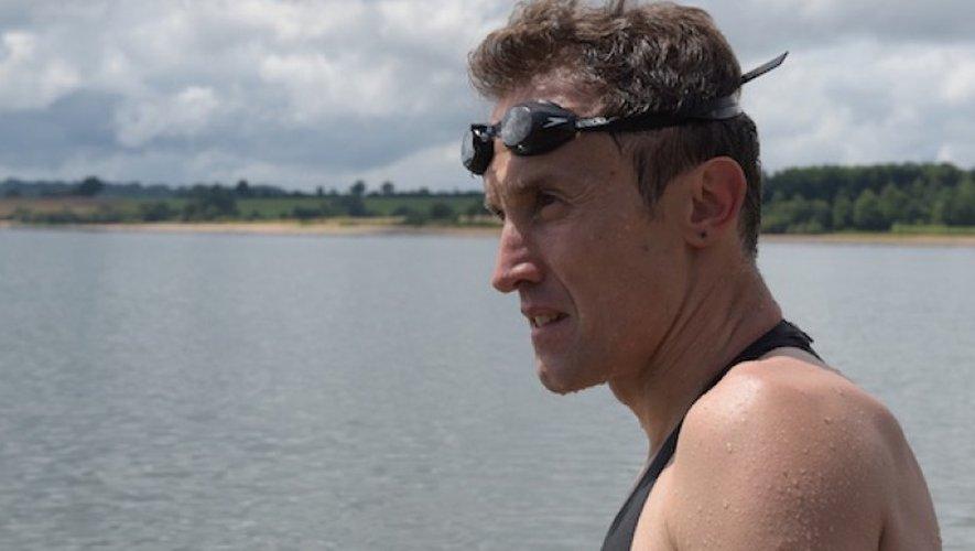 Stéphane Gomez, reconversion réussie dans le triathlon.