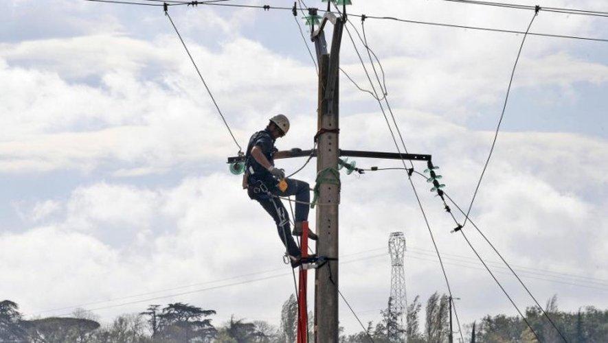 Le village de Cassagnes-Bégonhès toujours privé d'électricité