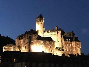 À Estaing, ce mardi 15août signe la fête de la lumière