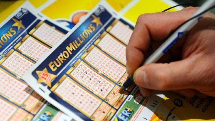 Un Français remporte 83,4 millions d'euros à l'Euromillions